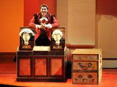 Luca Salsi, Costumi di Annemarie Heinreich, Regia Stefano Vizzioli, Teatro Regio di Parma 2011