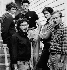 "Tom Berenger, Lawrence Kasdan, Jeff Goldblum, Kevin Kline & William Hurt - ""The Big Chill"""