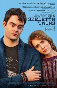 Kristen Wiggins and Bill Hader are great in this drama, proving they are true actors.