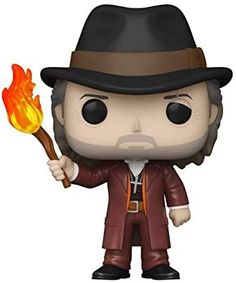 """From Bram Stoker's, Van Helsing, as a stylized Pop! vinyl from Funko! Figure stands 3 3/4 inches and comes in a window display box. Check out the other Bram Stoker's figures from Funko! Collect them all! Product Type :Toy FigurePackage Dimensions :3.5 """" L X 4.5 """" W X 6.25 """" HCountry Of Origin :Viet … Read more Bram Stokers Dracula, Van Helsing Dracula, Men In Black, Funko Pop Figures, Vinyl Figures, Abraham Van Helsing, Dc Comics, Film D'action, 1992 Film"""