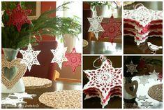 AGNIESZKA a její kratochvíle: První letošní vločky... Advent Calendar, Holiday Decor, Christmas, Home Decor, Xmas, Decoration Home, Room Decor, Advent Calenders, Navidad