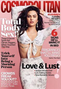Camila Mendes for Cosmopolitan Magazine