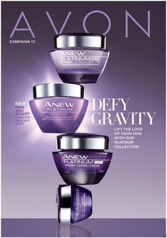 INSIDE: Can YOUR Skin Defy Gravity? ...Of Course it Can! Prices valid from May 26th through June 8th 2017