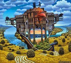 The Landscape Cutter