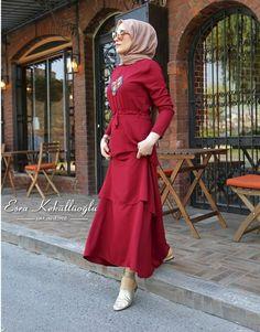 Kırmızı Elbise - zzboutigue