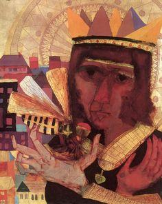 Béla Kondor - The Wasp King