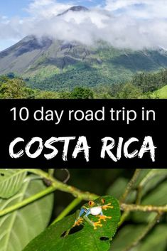 We've spent 10 days in Costa Rica traveling on a budget. This is our suggested Costa Rica itinerary: 10 days of beaches, waterfalls and rainforests.