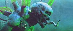 ArtStation - What lies beneath..., Tom Wholley