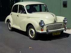 Sally Phillips 1963 Morris Minor Custom, photo courtesy Rik Hoving - Custom Car Chronicle ...