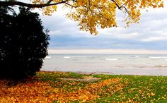 Lake Ontario Webster NY    Picture taken in Webster Park, Webster, NY     I love this
