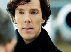 Sherlock Martin Freeman Sherlock Holmes moje rzeczy Benedict Cumberbatch John Watson bbc bbc sherlock johnlock Sherlock Sherlock sh mygif spoilery swój ostatni ślub