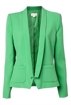 Relaxed Fit Blazer