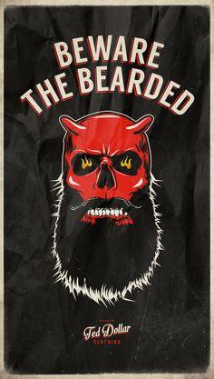 ~sweet sub~ My bearded devil 😍