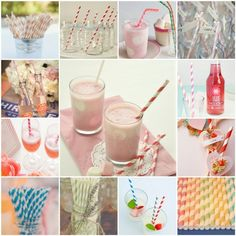 Paper Straw Party
