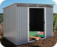 97 best metal shed images on pinterest cottage diy ideas for home