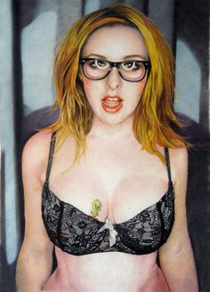 Suzanne Vigil   COLORED PENCIL   You Did What in the Photobooth? Hyper Realistic Paintings, Colored Pencils, Photo Booth, That Look, Photography, Art, Fashion, Colouring Pencils, Art Background