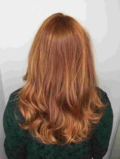 Copper copperhair ginger redhair spiced ginger light red hair