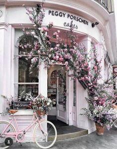 Flower store Finest Exterior Cafe Design Flower Retailers Concepts 5 Steps To Exce Design Café, Cafe Design, Store Design, Flower Shop Decor, Flower Shop Design, Cafe Exterior, Exterior Design, Diy Exterior, Exterior Cladding