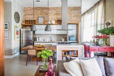 cozinha de paola ribeiro, da florense