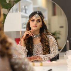Wedding Dresses For Girls, Bridal Dresses, Girls Dresses, Pakistani Girl, Pakistani Bridal Wear, Evening Dresses With Sleeves, Nice Dresses, Pakistani Dresses Online, Long Gown Dress