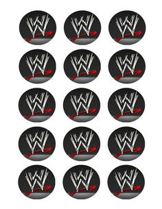Amazon Wwe Cake Toppers