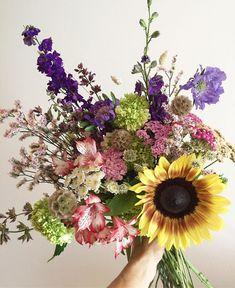 Bullseye Bouquet