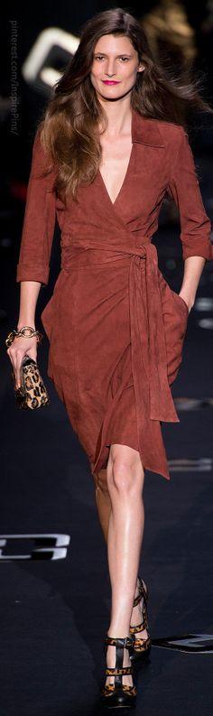 Fall 2013 Ready-to-Wear Diane von Furstenberg
