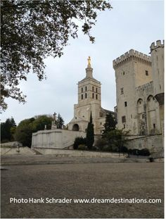 Palace of the Popes Avignon France Vatican, Mount Rushmore, Rome, Palace, France, Mountains, Travel, Viajes, Palaces