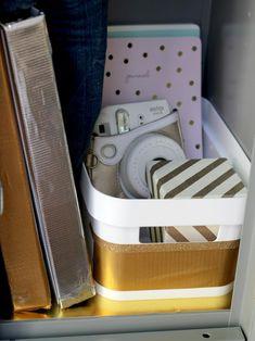 22 DIY Locker Decorating Ideas | HGTV