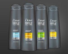 The Good Hair Guide for Men, by Dove - In Jenn's Bag