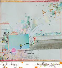 """""""January"""" - DT Inspiration Création"""