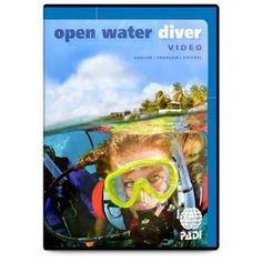 36 best padi scuba diving training materials images on pinterest padi open water diver dvd fandeluxe Choice Image