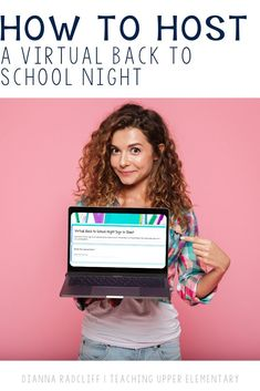 Learn how to Host a Virtual Back to School Night! Tips, Resources and more! Hosting a Digital Back to School Night for E-Learning should definitely not be a one time thing. In fact, educators should utilize this opportunity when schools return to normal.