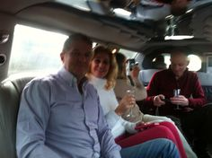 enjoying the limo with my friends travel the world and earn online at the same time...http://tinyurl.com/Real-Online-Income-Fast