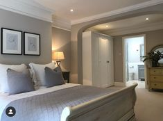 Cobham Cornforth White, Home, Bedroom Inspirations, Home Bedroom, House, White Living, Bedroom Decor, House Interior, Cornforth White Living Room