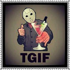 Happy Friday the 13th.
