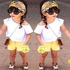 $5.94 (Buy here: https://alitems.com/g/1e8d114494ebda23ff8b16525dc3e8/?i=5&ulp=https%3A%2F%2Fwww.aliexpress.com%2Fitem%2FExcellent-toddler-girl-clothing-3pcs-Girls-T-Shirt-Shorts-Hair-Band-clothing-set-girls-children-clothing%2F32675357533.html ) Excellent toddler girl clothing 3pcs Girls T-Shirt + Shorts +Hair Band clothing set girls children clothing summer style kinder for just $5.94