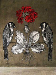 Luca Maleonte 'Secret' wall art in Collatina