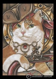 Bejeweled Cat 43 by natamon.deviantart.com on @DeviantArt