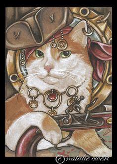 Bejeweled Cat 43 by natamon.deviantart.com on @DeviantArt