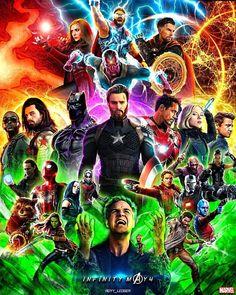 """1,983 curtidas, 7 comentários - Marvel 100% (@marvel_braa) no Instagram: """"Não Sei Quem Fez Isso,Mas Gostei  { Follow Me For More} #AvengersInfinityWar #followforfollow #"""""""