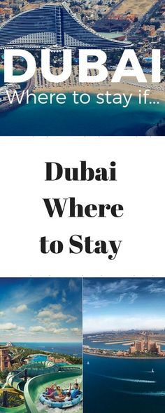 Parties   Illustration   Description   Dubai Where to stay if… www.minitraveller… Glamour, adventure and decadence – Dubai has it all. If you are looking for a luxury family holiday there are few destinations on Earth that can rival Dubai. From a small trading centre to one of the w...