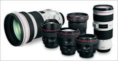 Just add them to my wish list!  Best Canon EOS Lenses!  http://www.bobatkins.com/photography/reviews/best_canon_eos_lenses.html