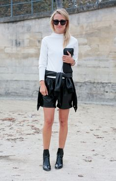 f3e7cf11d0 31 Best Chic Black and White Outfits images