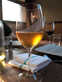 What Is Orange Wine?have you heard of this?