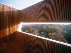 Towerhouse | Marlon Blackwell Architect