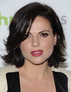 lana+parrilla | LANA PARRILLA at Once Upon A Time Panel at PaleyFest 2013 in Beverly ...