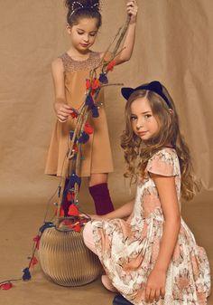 Outono Inverno 2014 Chocake Kids  Moda meninas 2 a 12 anos www.varaldetalentos.blogspot.com