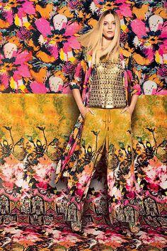 Pregnância visual Profusiva Lindissima que meu amigo Rei postou em seu Pint! ❀ Flower Maiden Fantasy ❀ beautiful photography of women and flowers -
