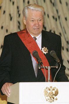 Boris Nikolayevich Yeltsin ; 1 February 1931 – 23 April 2007) was a Russian politician and the first President of the Russian Federation, serving from 1991 to 1999. Originally a supporter of Mikhail Gorbachev, Yeltsin emerged under the perestroika reforms as one of Gorbachev's most powerful political opponents. During the late 1980s, Yeltsin had been a member of the Politburo, and in late 1987 tendered a letter of resignation in protest. No one had resigned from the Politburo before. This…